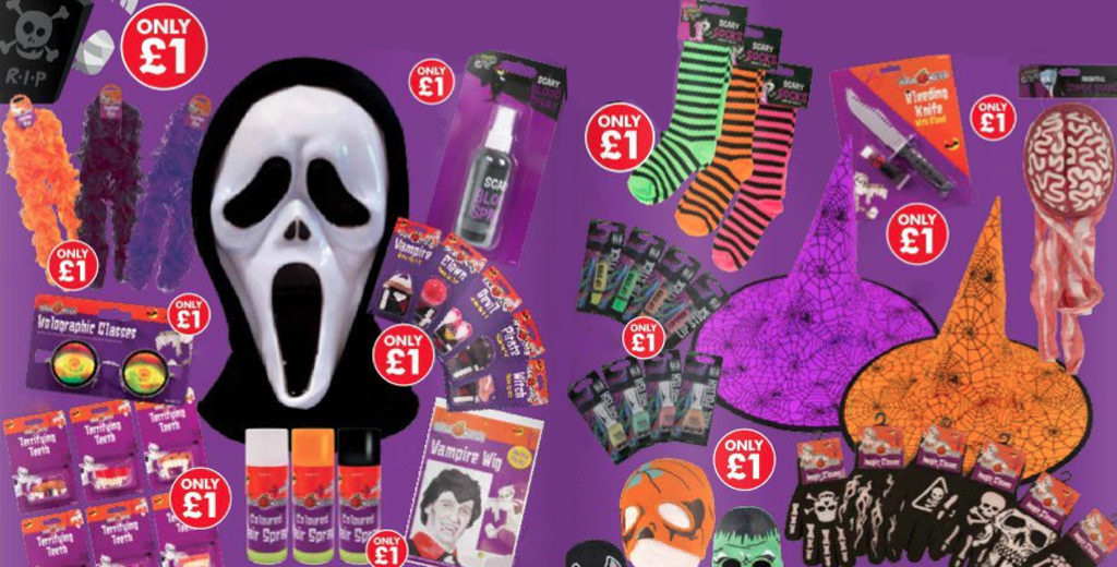 Images: Poundworld