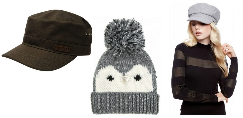 ff54d3d31a4 ... New Look Firetrap Army Hat £8 at Sports Direct